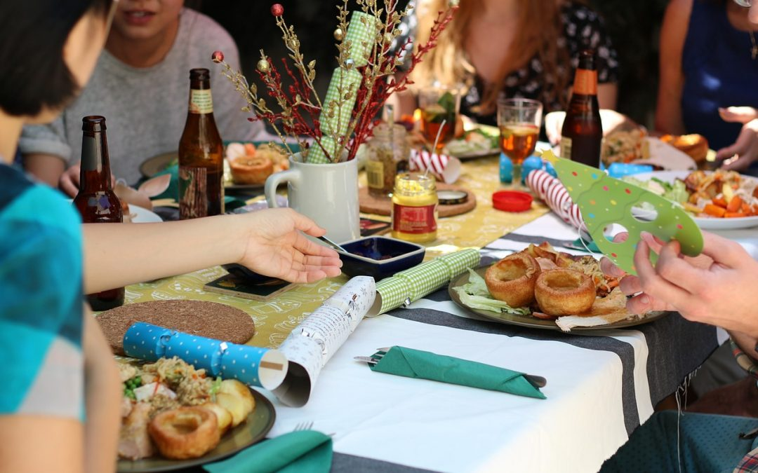Dinner Table Syndrome and D/deaf or Hard of Hearing