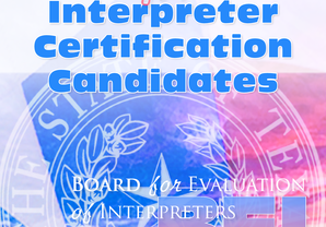 Board for Evaluation of Interpreters (BEI) Test