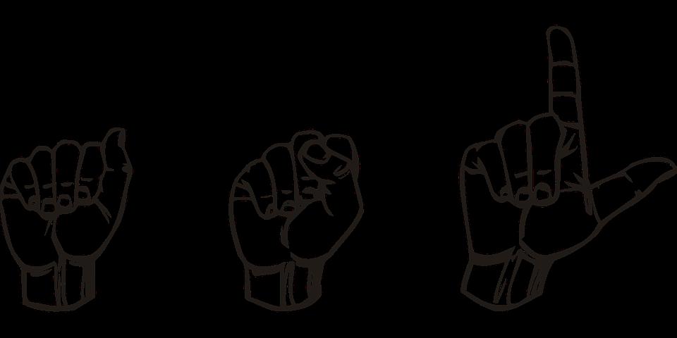Various Language Modes | Sign Language