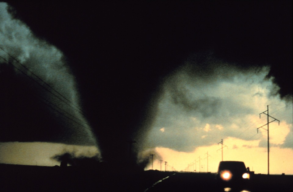 Tornado Alerts for Deaf and Hard of Hearing